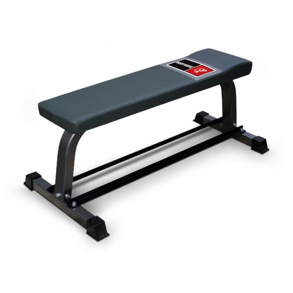 Flat Bench with Dumbbell Rack - Macarthur Fitness Equipment