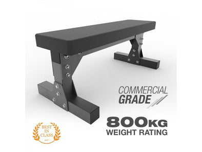 Force USA Heavy Duty Commercial Flat Bench - Macarthur Fitness Equipment
