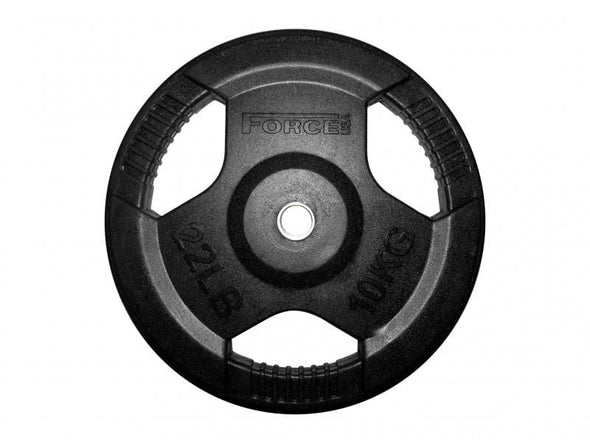 Force USA Rubber Coated Standard Weight Plate - Macarthur Fitness Equipment
