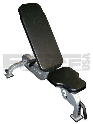 Force USA Semi Commercial Flat/Incline Bench - Macarthur Fitness Equipment