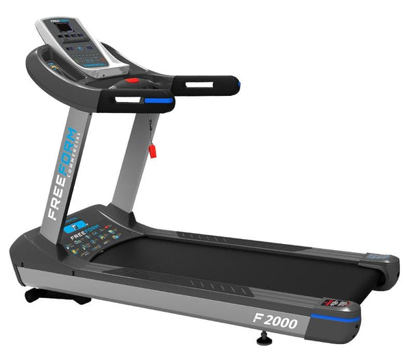 Freeform Commercial Endurance Treadmill F2000 - Macarthur Fitness Equipment