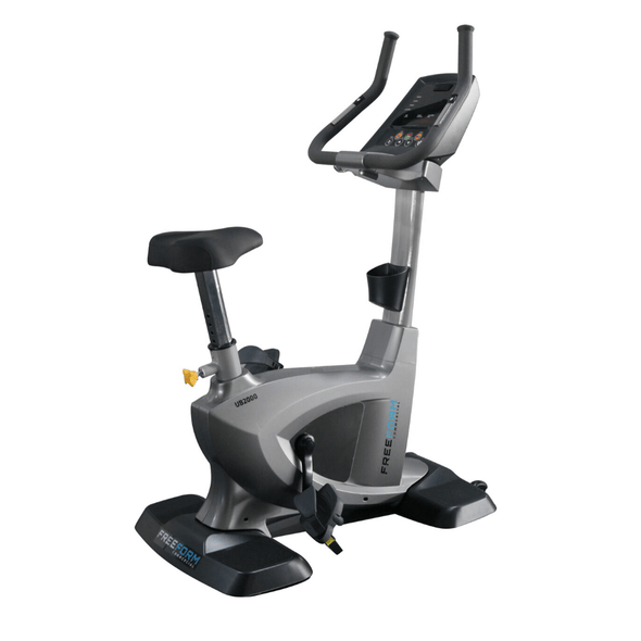 Freeform UB2000 Commercial Self Generating Upright Bike - Macarthur Fitness Equipment