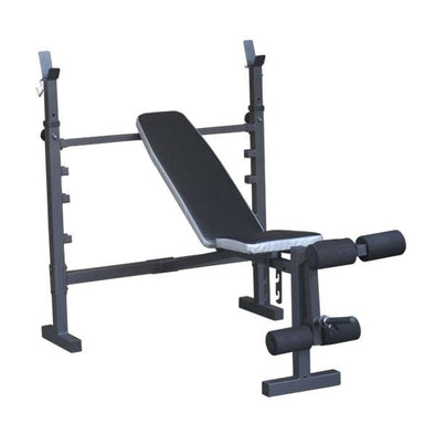 HCE MWB801 Wide Adjustable FID Bench Press - Macarthur Fitness Equipment