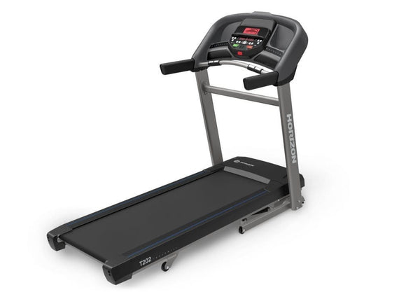 Horizon T202 Treadmill - Macarthur Fitness Equipment