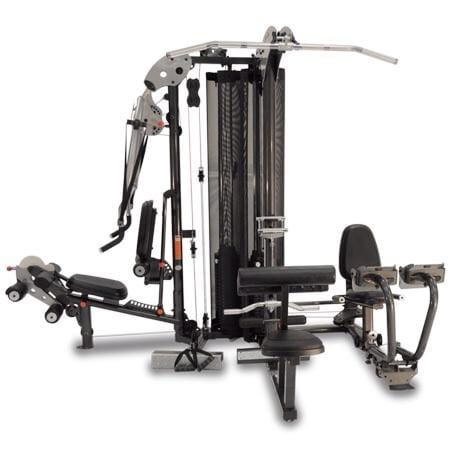 Inspire M5 Multi Gym Dual Stack - Macarthur Fitness Equipment