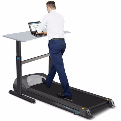Lifespan Walkstation Treadmill Base & ErgoDesk - Macarthur Fitness Equipment
