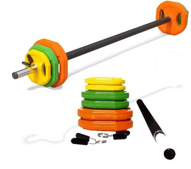 Light Weight Barbell Set - Macarthur Fitness Equipment
