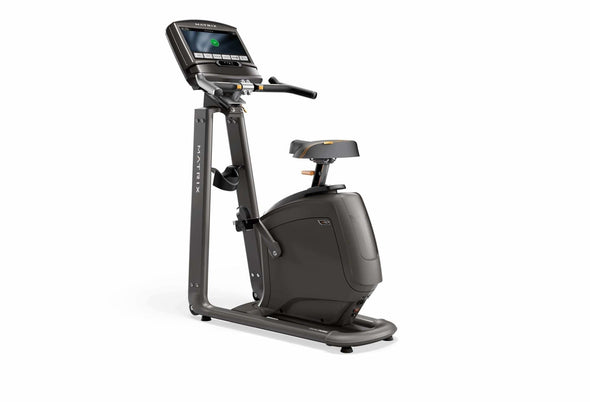 Matrix U50XIR Upright Bike - Macarthur Fitness Equipment