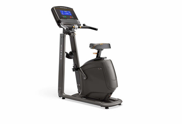 Matrix U50XR Upright Bike - Macarthur Fitness Equipment