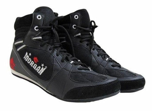 Morgan V2 Endurance Pro Boxing Boots - Macarthur Fitness Equipment