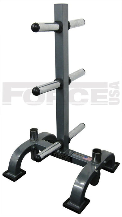 Olympic Weight Tree with Barbell Holder - Commercial Use - Macarthur Fitness Equipment