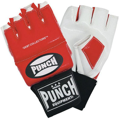 Punch® Debt Collectors MMA Gloves - Macarthur Fitness Equipment