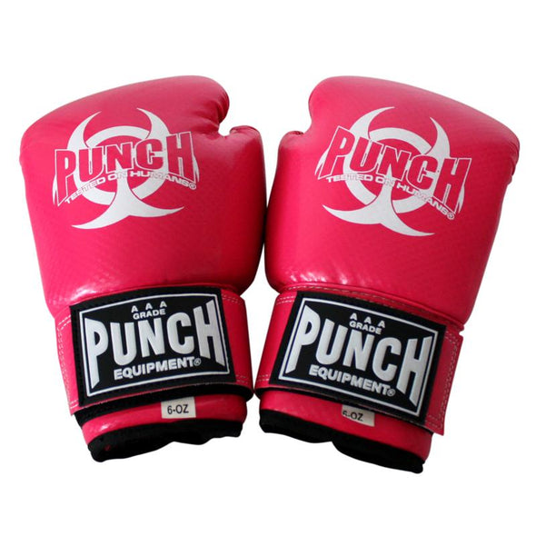 PUNCH EQUIPMENT MINI JNR BOXING GLOVE 6OZ - Macarthur Fitness Equipment