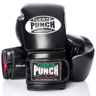 PUNCH MEXICAN FUERTE™ ELITE BOXING GLOVES - Macarthur Fitness Equipment