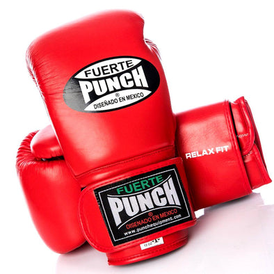 PUNCH MEXICAN FUERTE™ ULTRA BOXING GLOVES - Macarthur Fitness Equipment