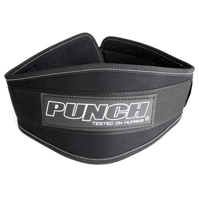Punch Neoprene Weight Lifting Belt - Large - Macarthur Fitness Equipment