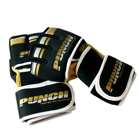 Punch Urban Neoprene Gel Quickwraps L/XL - Macarthur Fitness Equipment