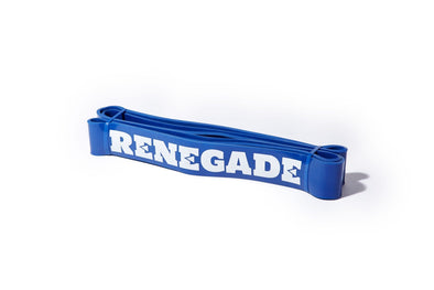 Renegade Power Band Blue 44mm - Macarthur Fitness Equipment