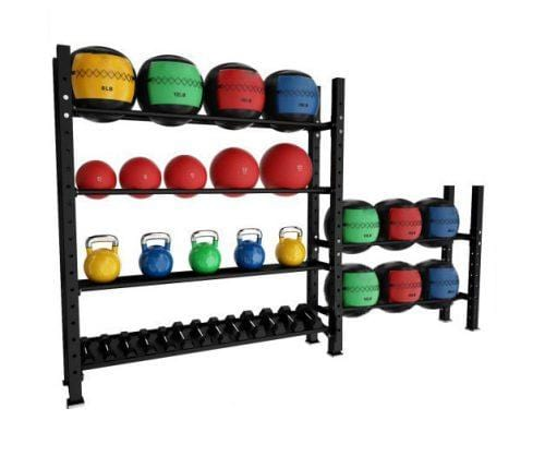 Ultimate Storage Rack #01 - Macarthur Fitness Equipment