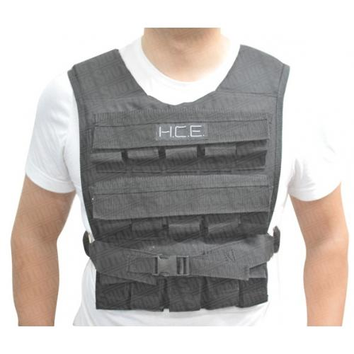 Weighted Vest for Men holds 30kg - Macarthur Fitness Equipment