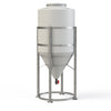 1000 litre conical tank - Path Plastics Cape Town