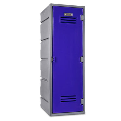 Clothes Locker Flat Solid doors - Path Plastics Cape Town