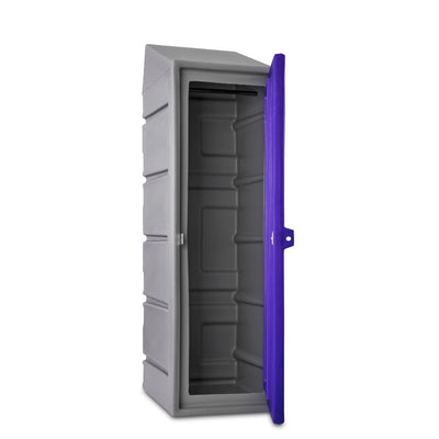 Clothes Locker Slanted Solid doors - Path Plastics Cape Town