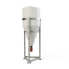 135 litre conical tank - Path Plastics Cape Town