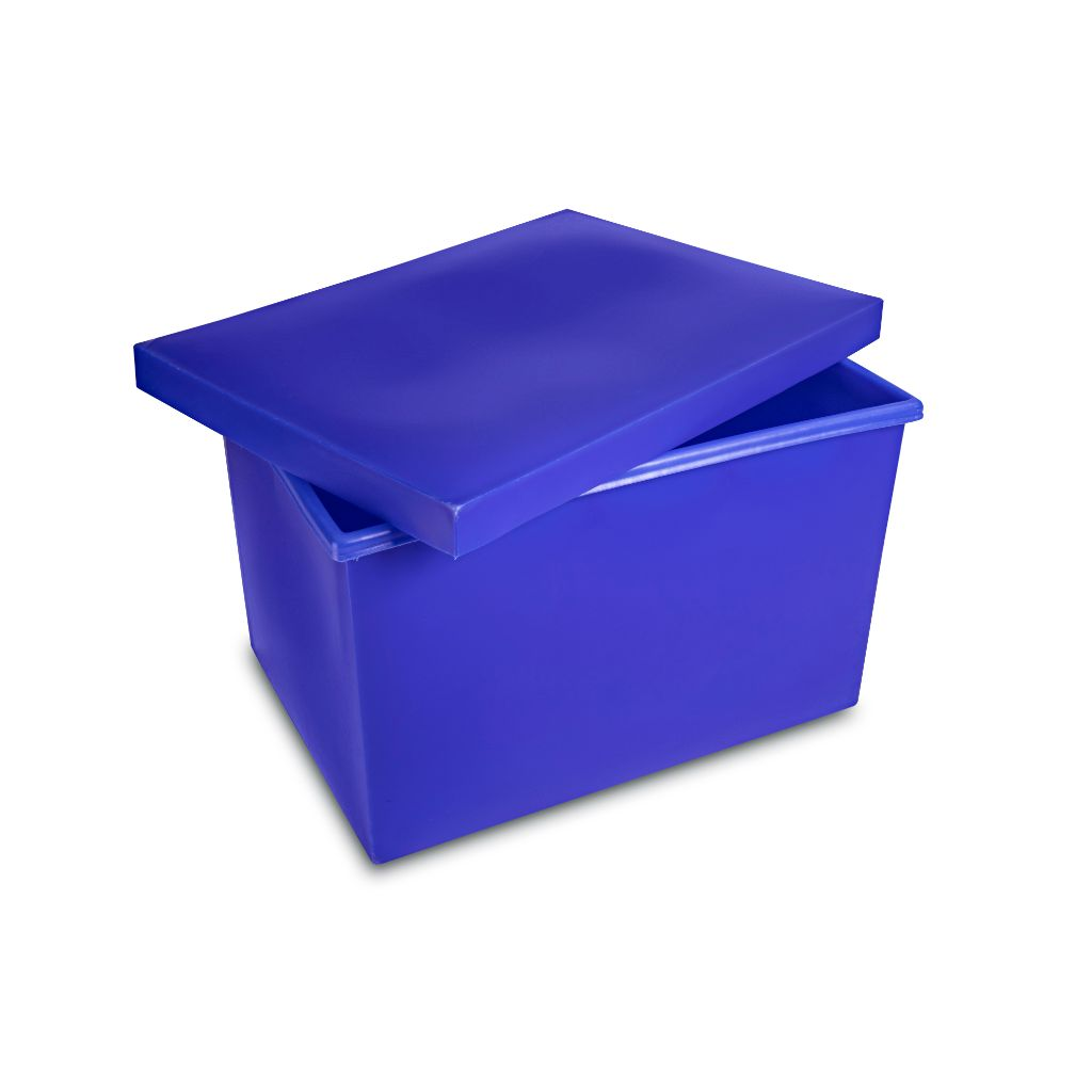 Laundry bin and lid 460 litre - Path Plastics Cape Town