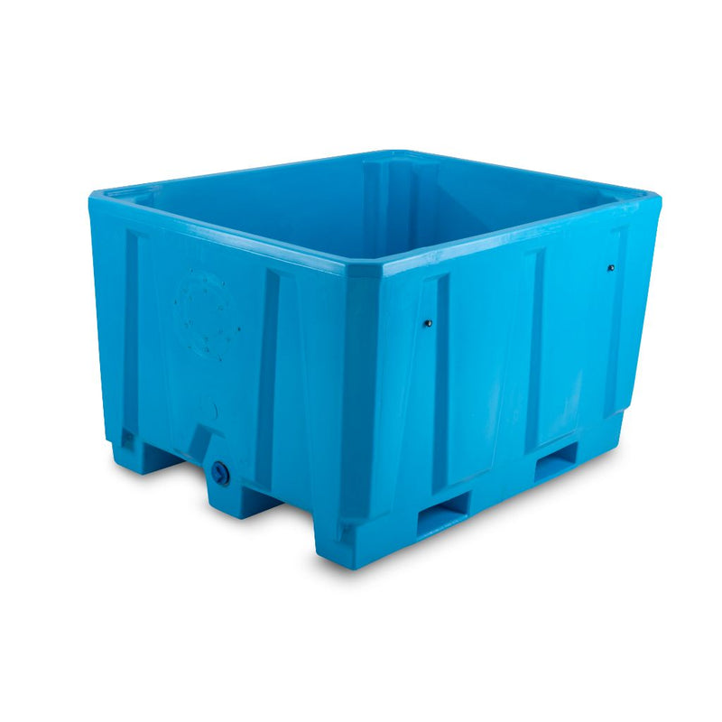 PT1000i Plastic Bulk Bin Insulated - Path Plastics Cape Town