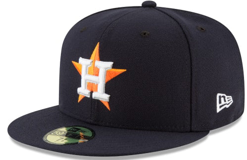7176e8c3 New Era Houston Astros Authentic Collection 59Fifty Fitted Home