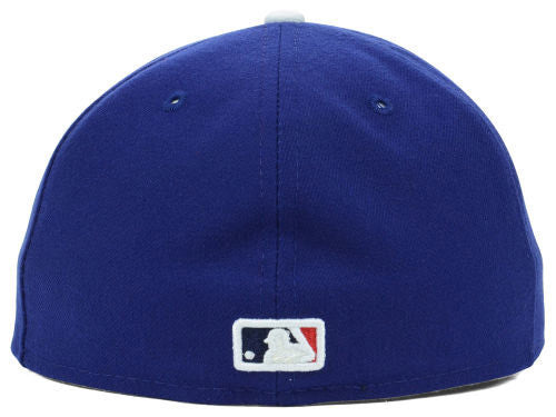 new styles 36c98 d0b96 New Era 59Fifty Los Angeles Dodgers Fitted Hat ACPERF LOSDOD GM.  37.99.  This Los Angeles Dodgers MLB Authentic Collection ...