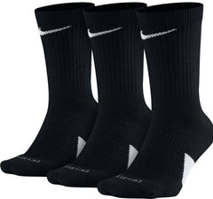Nike Mens Elite Crew Socks 3PK SX7627 010