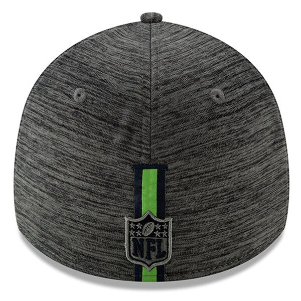 outlet store bd0fd 927d3 New Era Mens 3930 Seattle Seahawks Training 19 Grey