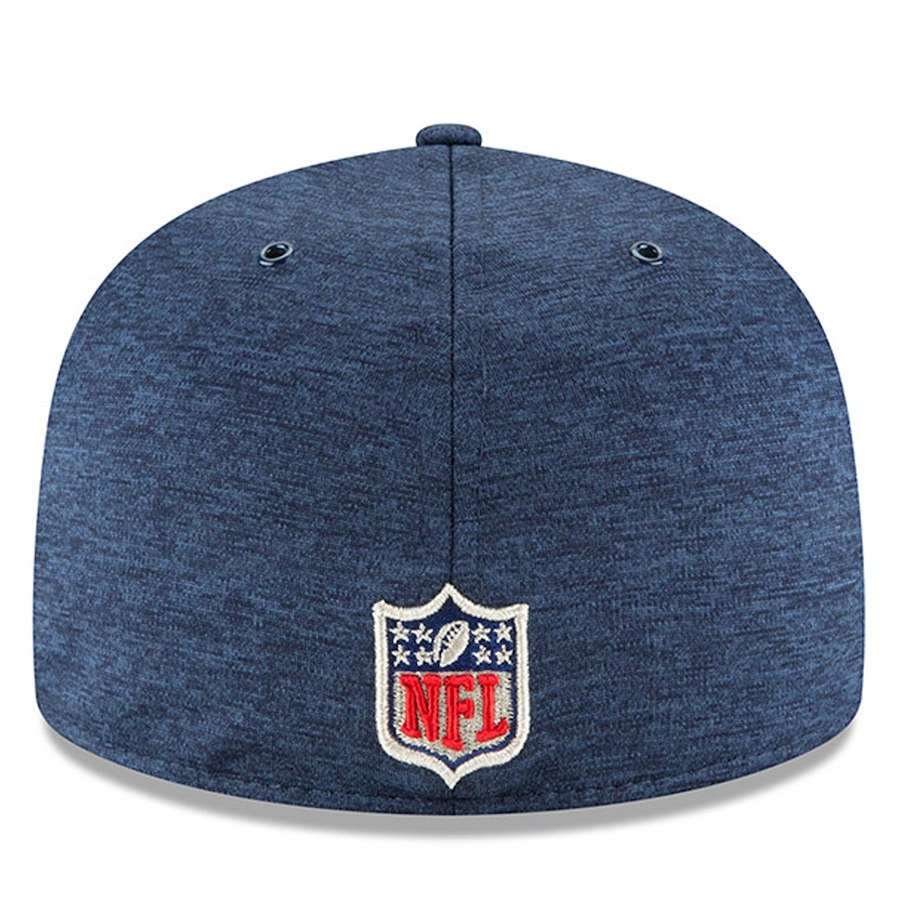 new products d76d2 309e1 New Era Mens Seattle Seahawks 5950 Low Pro Onfield 18 Team Color