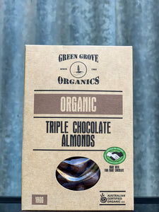 Triple Almonds