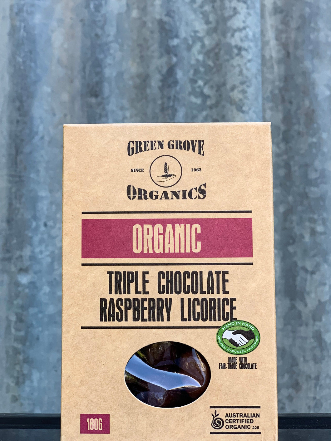 Triple Raspberry Licorice