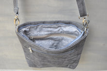 Load image into Gallery viewer, Cecilia Crossbody bag ( Buffed Grey)