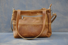 Load image into Gallery viewer, Jana Bag - (Diesel toffee)