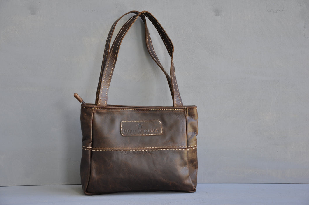 Jana Bag - (choc brown)