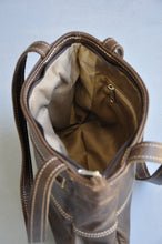 Load image into Gallery viewer, Jana Bag - (choc brown)