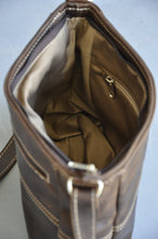 Load image into Gallery viewer, Jana Bag / long sling - (choc brown)