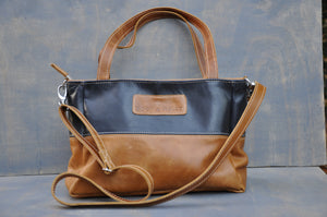 Jana Ultra - (Two tone black & Diesel toffee)