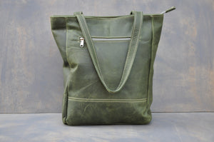 Shopper - (Diesel green)