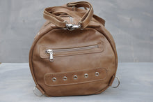 Load image into Gallery viewer, Travel Vintage Duffle - (Tan)