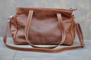 The Baby Bag (Tabacco color )