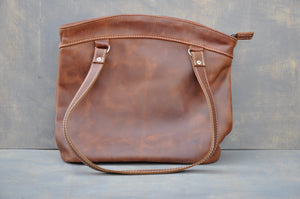 Luna bag   (Tabacco color)