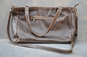 Kate bag  - (choc brown)