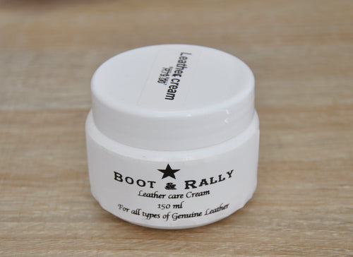 Leather Care Cream (150ml)