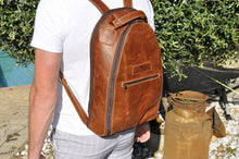 Load image into Gallery viewer, The AB Laptop Backpack ( Full Leather )